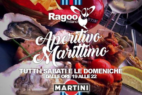 APERITIVO MARITTIMO MARTINI