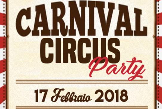 RAGOO's CIRCUS Special Carnival Party