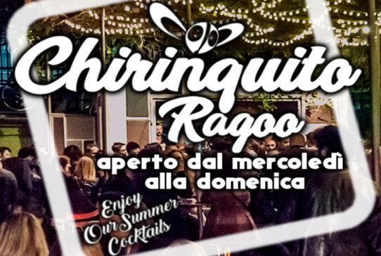RIPARTE RAGOO!!!