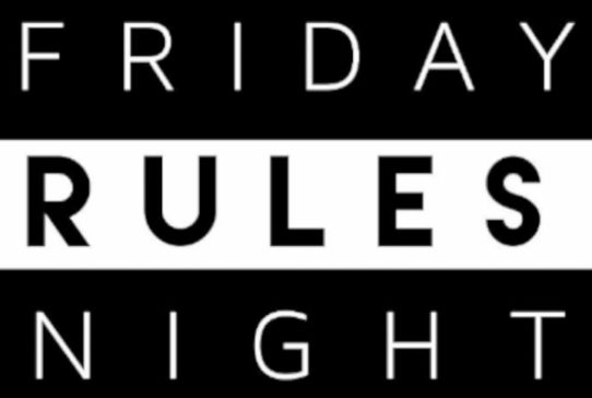 FRIDAY RULES NIGHT Dj Set