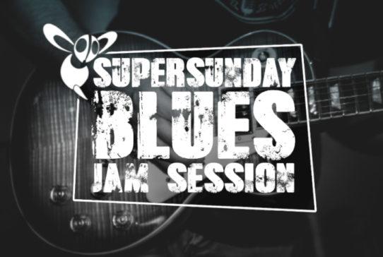 SUPERSUNDAY BLUES JAM SESSION