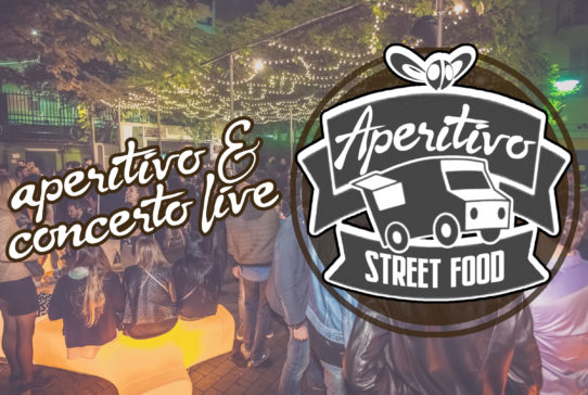 APEritivo STREET FOOD & CONCERTO LIVE