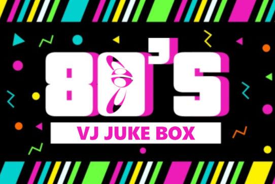 80's VJ JUKE BOX